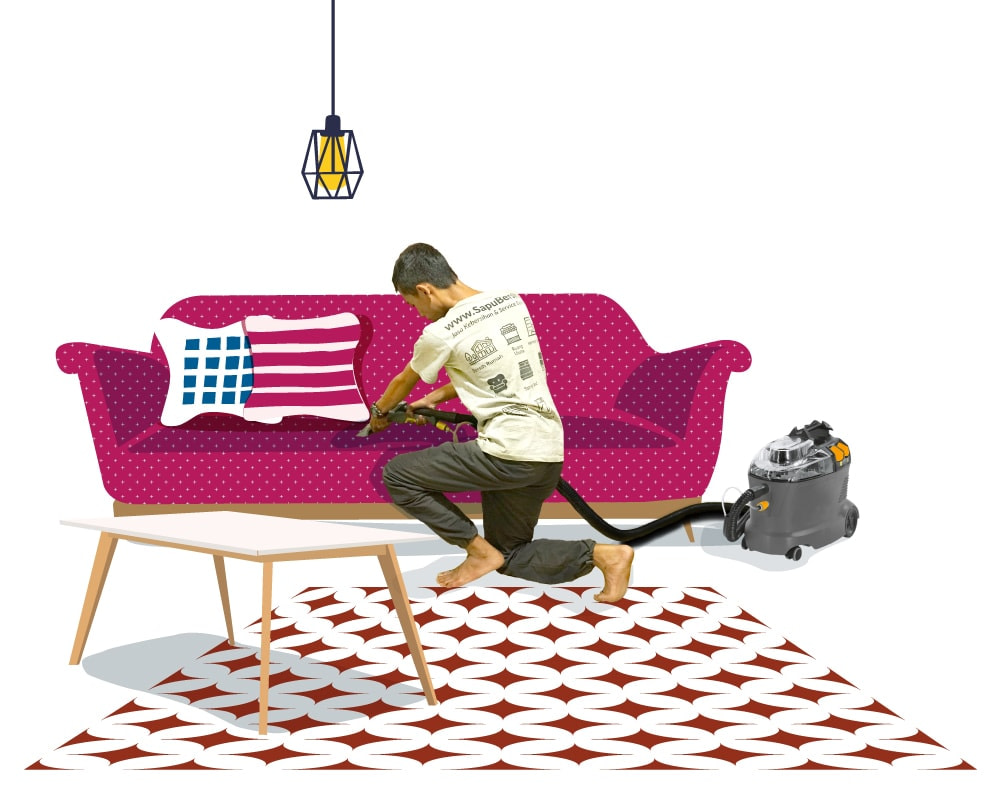 cuci sofa profesional bandung