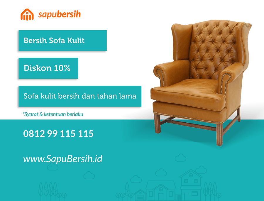 pembersih sofa kulit terbaik Bandung